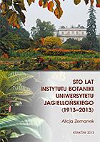 Sto lat Instytutu Botaniki UJ