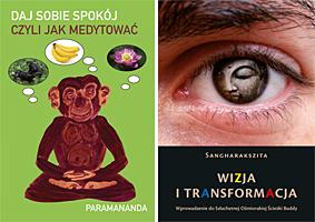Książki o medytacji i buddyzmie